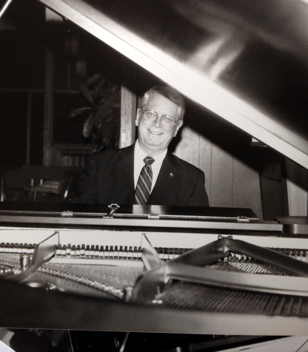 Brother Laurence BW Piano