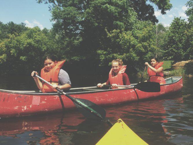 Canoe POV